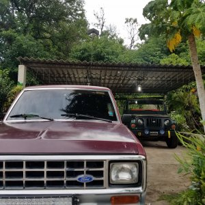 Ford Bronco ll 1988 XLT from El Salvador
