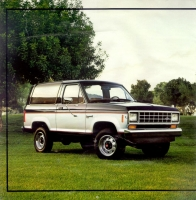Bronco II ad