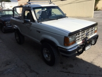 FORD BRONCO II 1990 XL