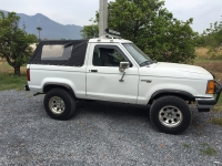 FORD BRONCO II 1990 XL