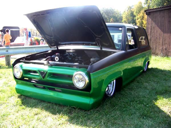 Flat B2 1984 Ford Bronco Ii Lowrider