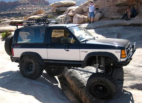 MoabB2 – 1989 Ford Bronco II XLT 4X4 : Bronco II Corral