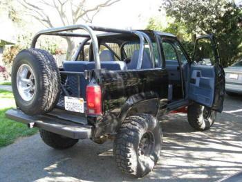 Ford Bronco II Common Upgrades : Bronco II Corral