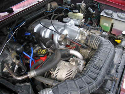 Ford 4 0 Liter V 6 Conversion Wiring From Explorer to