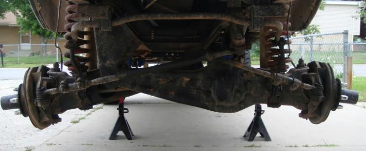 Ford Ranger 4x4 Front Axle Parts : Ford ranger front axle autos post