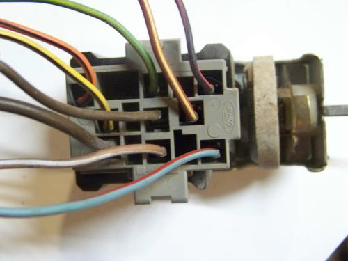 Ford Bronco II Headlight Switch Wiring & Testing - Bronco Corral | Ford Headlight Switch Wiring Schematics |  | Bronco Corral