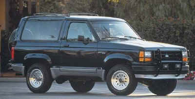History of The Ford Bronco II  Bronco II Corral