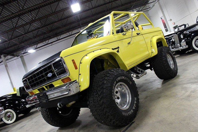 2017 Ford Bronco >> 1984 Ford Bronco II Yellow Chop Top – Bronco II Corral
