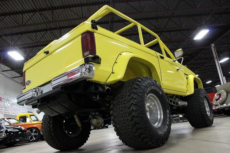 Ford Ranger 2017 >> 1984 Ford Bronco II Yellow Chop Top : Bronco II Corral