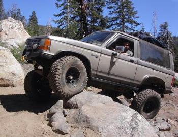 4x4Junkie's 1990 Ford Bronco II 4×4