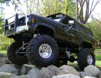 Big Black Bronco II