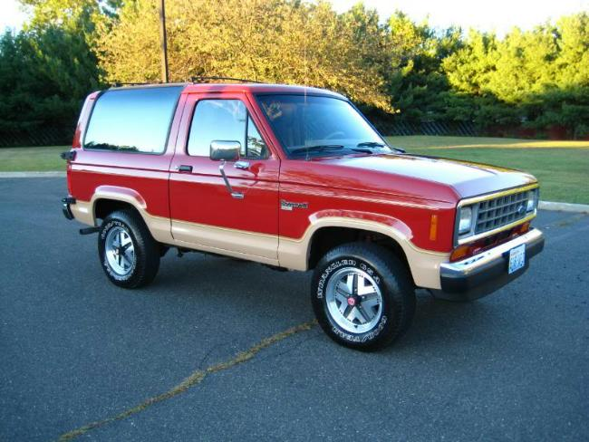 Ford Bronco Ii Facts Bronco Corral