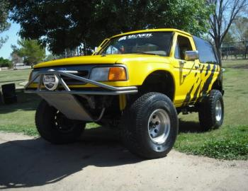 McNeil Racing Ford Bronco II Prerunner