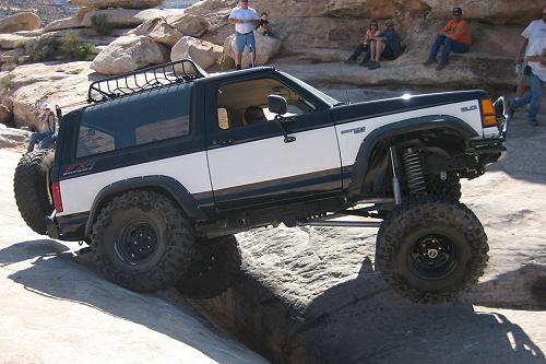 MoabB2 – 1989 Ford Bronco II XLT 4X4