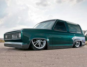 Nathan Doyle's 1988 Ford Bronco II