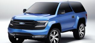 The Upcoming 2020 Ford Bronco