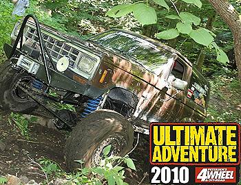 Ultimate Adventure Bronco II
