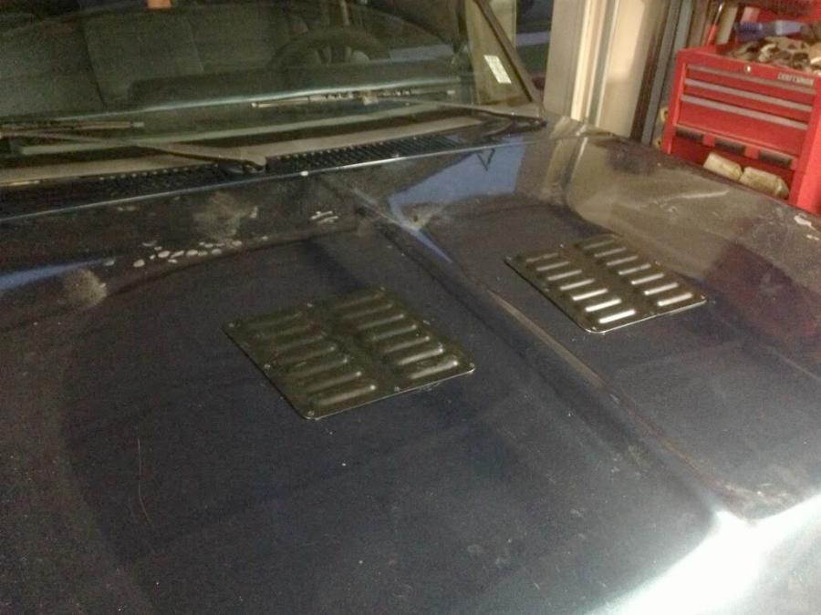 Custom built bumper