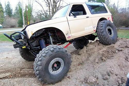 Ruth's 1986 Bronco II