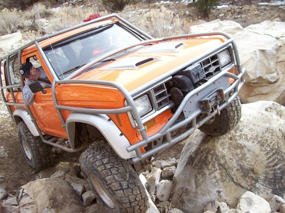 The Orange Crate – 1986 Ford Bronco II 4×4 : Bronco II Corral
