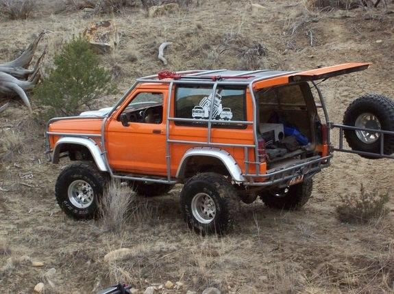 The Orange Crate – 1986 Ford Bronco II 4×4 : Bronco II Corral