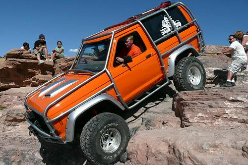 The Orange Crate – 1986 Ford Bronco II 4×4