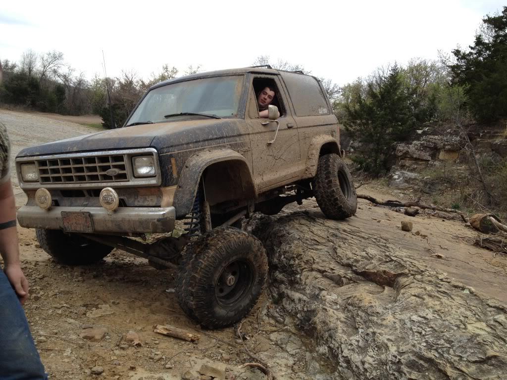 Broncoiier S 1988 Ford Bronco Ii Bronco Ii Corral