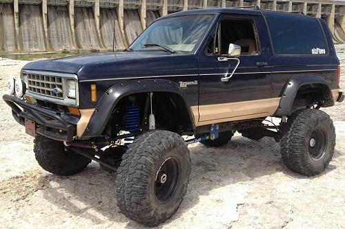 BroncoIIer's 1988 Ford Bronco II