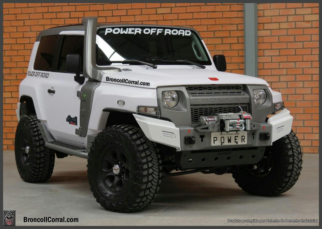 Could the Ford Troller be the 2020 Ford Bronco? - The Bronco II Corral Forums