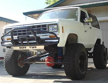 Nemisus 1987 Ford Bronco II 4×4