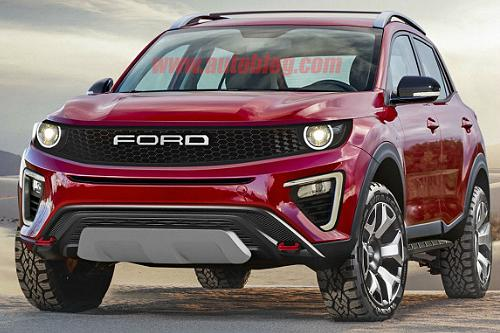 2020 Ford Bronco Renderings