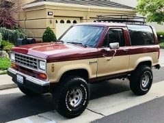 1988 Ford Bronco II V8 4×4