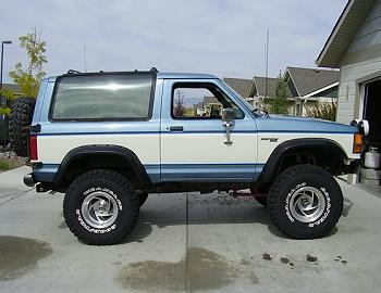 B2swiss's 1989 Ford Bronco II