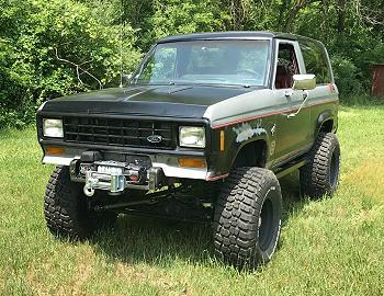 Brian's (deathbypsi) 1986 Bronco II AKA 'Gilligan'