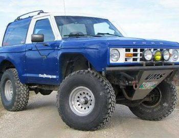 Copykat's Bronco IV