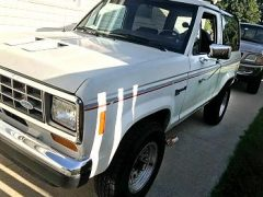1987 Ford Bronco II 2.3L Turbo Diesel?