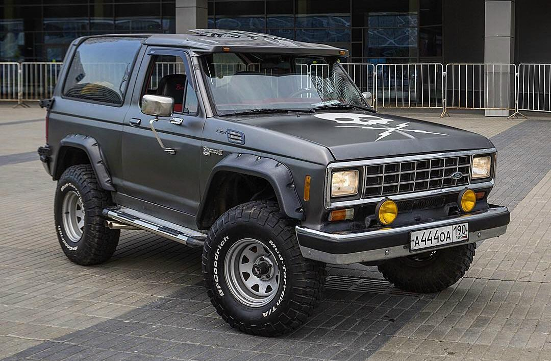 ford bronco 1988 parts
