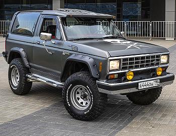MGnut's Ford Bronco II In Russia