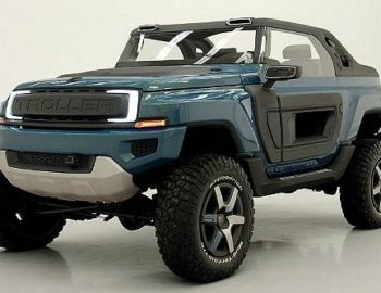 Is Ford's Troller The Next Bronco?