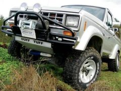 James Duff's 1984 Ford Bronco II