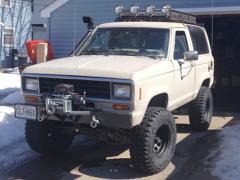 Project Budget Bronco II