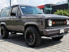 David Vargas 1987 Ford Bronco II