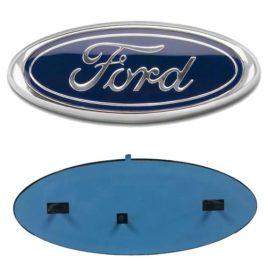 9″ X 3.5″ Ford Blue Oval Emblem