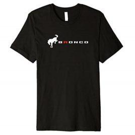 Ford Bronco R Logo Premium T-Shirt