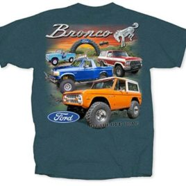 Broncos Hit The Off Road T-Shirt