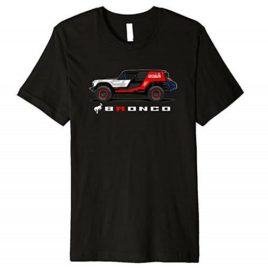 Ford Bronco R Profile Premium T-Shirt