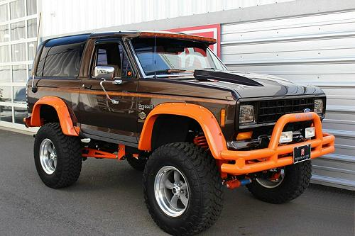 The Big Brown Bronco II