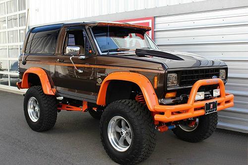 The Big Brown Bronco II