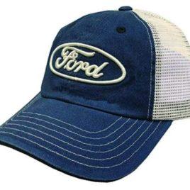 Ford Logo Mesh Ballcap