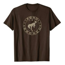 Ford Bronco Vintage Star T-Shirt